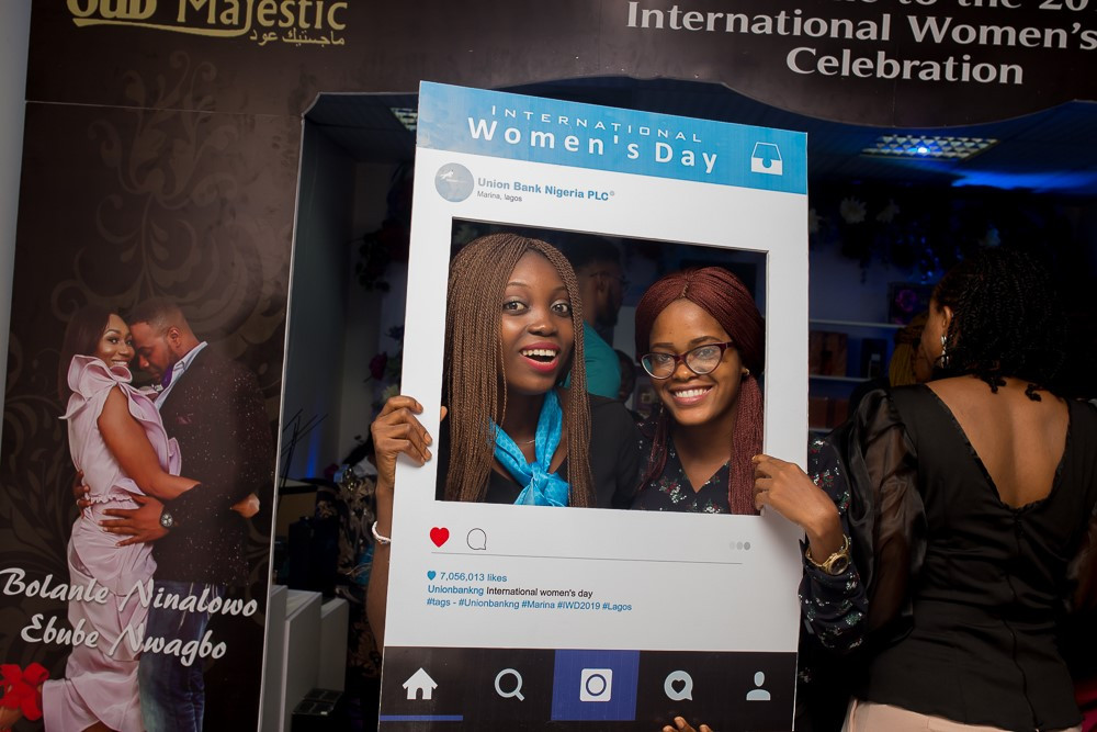 Union Bank Unveils ?Alpher? on International Women?s Day