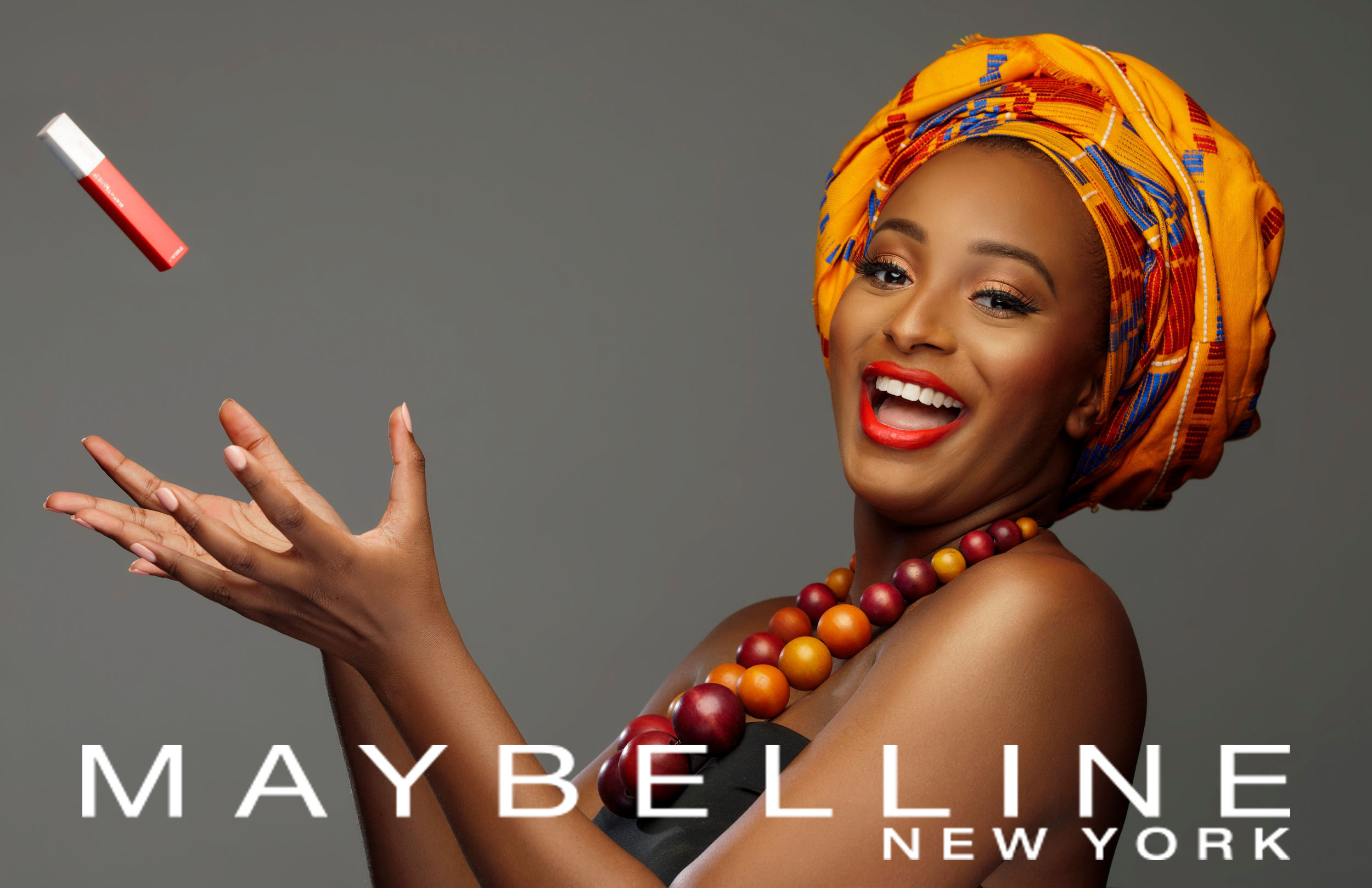 Maybelline New York Nigeria announces DJ Cuppy as