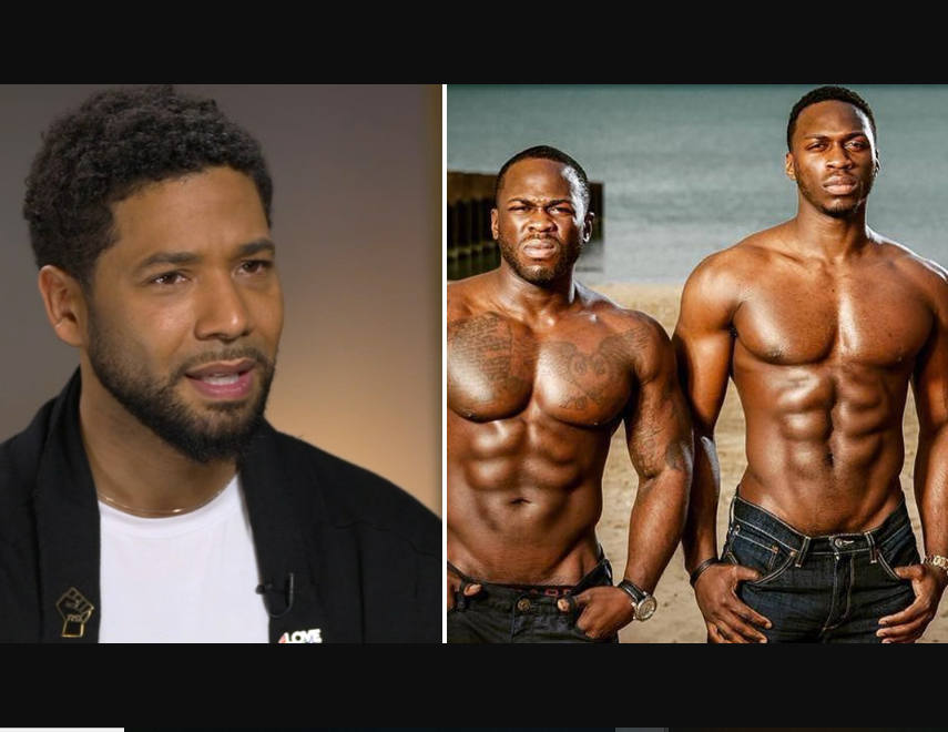 Nigerian brothers involved Jussie Smollett attack confirm $3,500 check from the actor was payment for training & not his hate crime attack