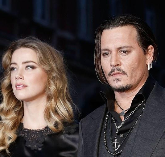 New evidence reportedly shows Johnny Depp, 55, was allegedly abused by ex-wife Amber Heard, 32