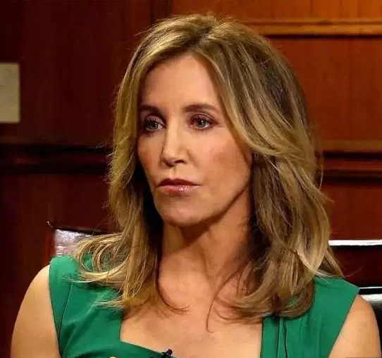 Actress Felicity Huffman is arrested by FBI in connection with University admissions scam