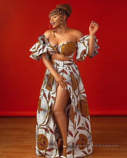 Yemi Alade shares stunning new photos to celebrate her?30th birthday
