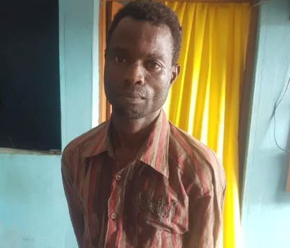 Photo: Man arrested for raping 14-year-old girl with down syndrome