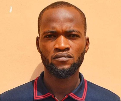 Photo: Yahoo boy who posed to his victim as a white woman, jailed In Osun