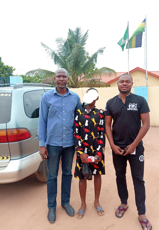 Photos: 14-year-old girl sexually assaulted by her father has been rescued and reunited with her mum