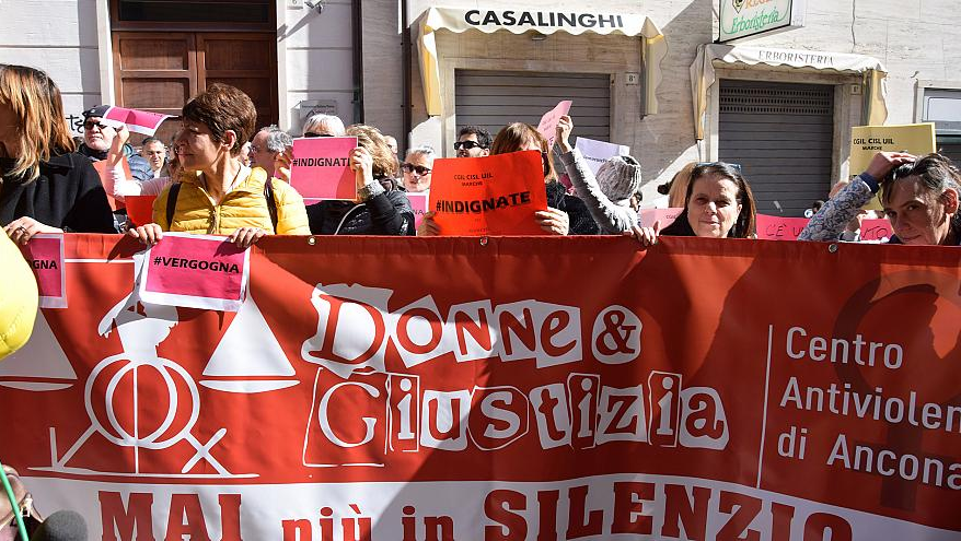 Outrage as court in Italy finds alleged rape victim too ugly to be raped
