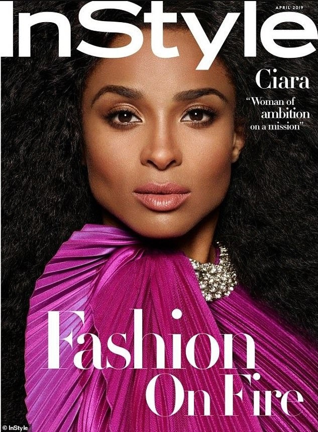 Ciara reveals it took