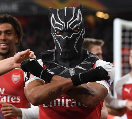 Arsenal striker,?Aubameyang explains his viral