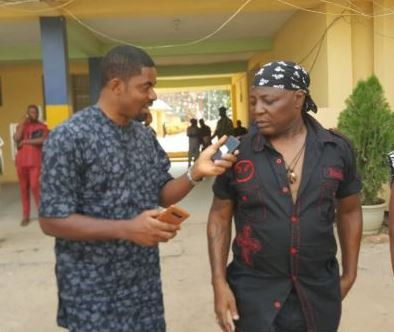 Finally,?Charly Boy