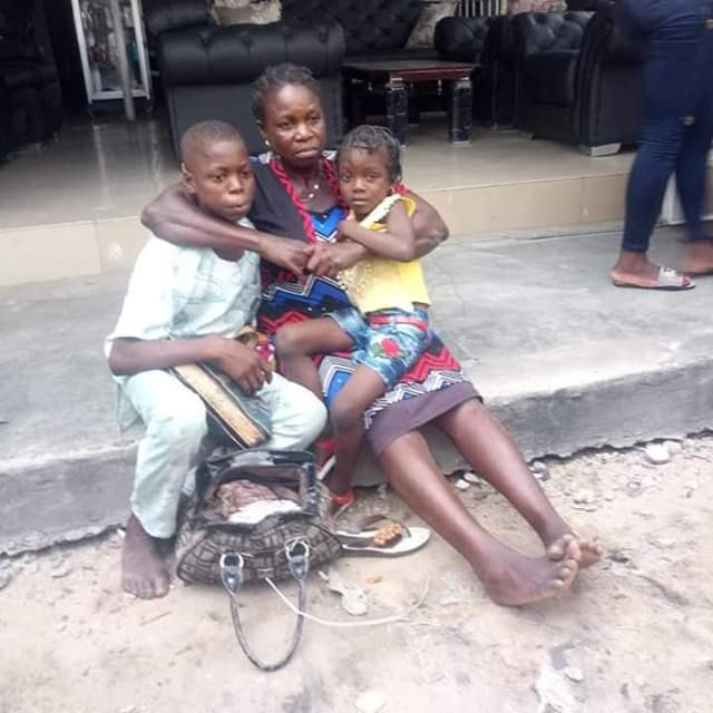 Photos: Mother, her two children, two others miraculously survive as SUV  crushes Keke in Sapele