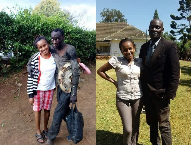 Sad! Kenyan drug addict rescued from streets by his childhood friend, dies two years after?