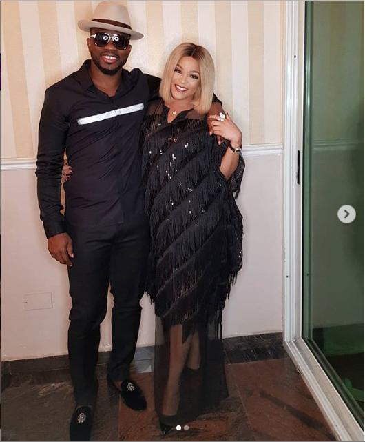 Lovely new photos of Adaeze Yobo and her husband Joseph Yobo