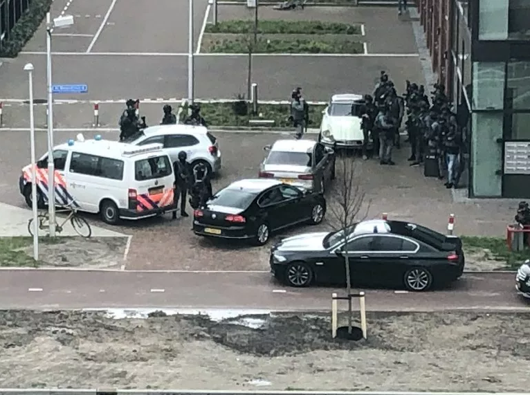 Name and identity of gunman who shot several people on tram in Holland revealed