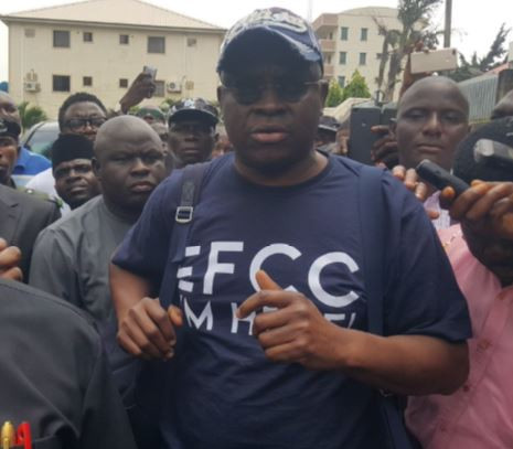 Alleged N2.2bn Fraud: Ex-Ekiti Governor, Ayo?Fayose