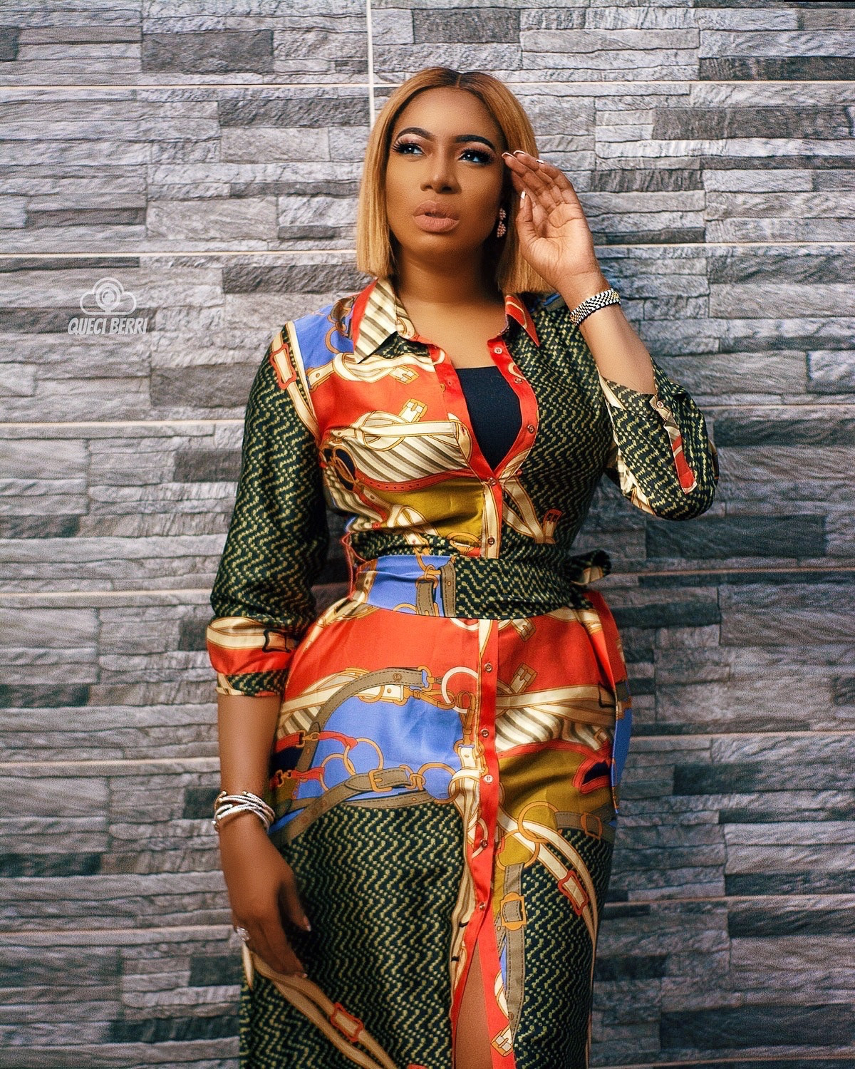 Chika Ike stuns in New photoshoot