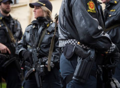 Breaking: Knife attacker stabs and injures four staff members at school in Norway