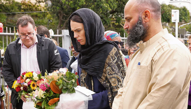 """""""She has reacted like a true leader"""" Jacinda Ardern receives international praise for how she handled the New Zealand mosque shooting (videos/photos)"""