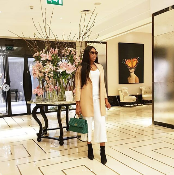 Actress, Ebube Nwagbo stuns in new stylish photos