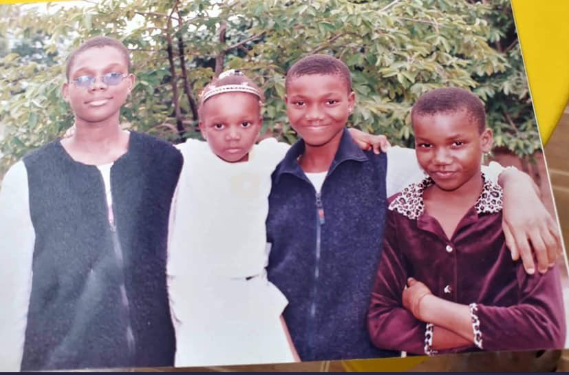 Check out stunning transformation of these four sisters who many thought were all boys (Photos)