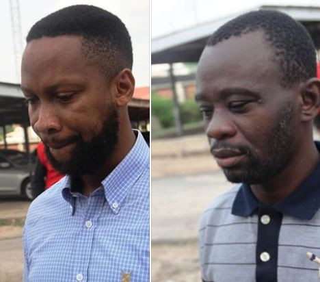 Banker and accomplice arraigned for N24m fraud in Lagos (Photo)