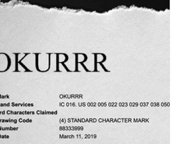 "Cardi B files paper work to trademark and own ""Okurr"" and ""Okurrr"""