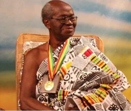 Legendary Ghanaian ethnomusicologist, Kwabena Nketia has died