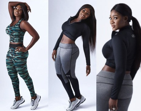 Mercy Johnson-Okojie reacts to claim she had plastic surgery