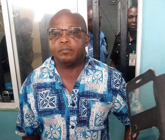 Photo: Man who killed his wife in Bayelsa one month after their wedding has been sentenced to death by hanging