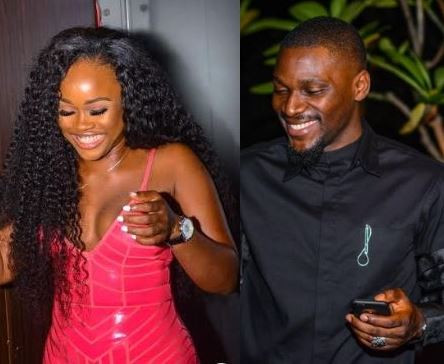 Tobi and CeeC spotted at a dinner party after the explosive BBNaija reunion episode