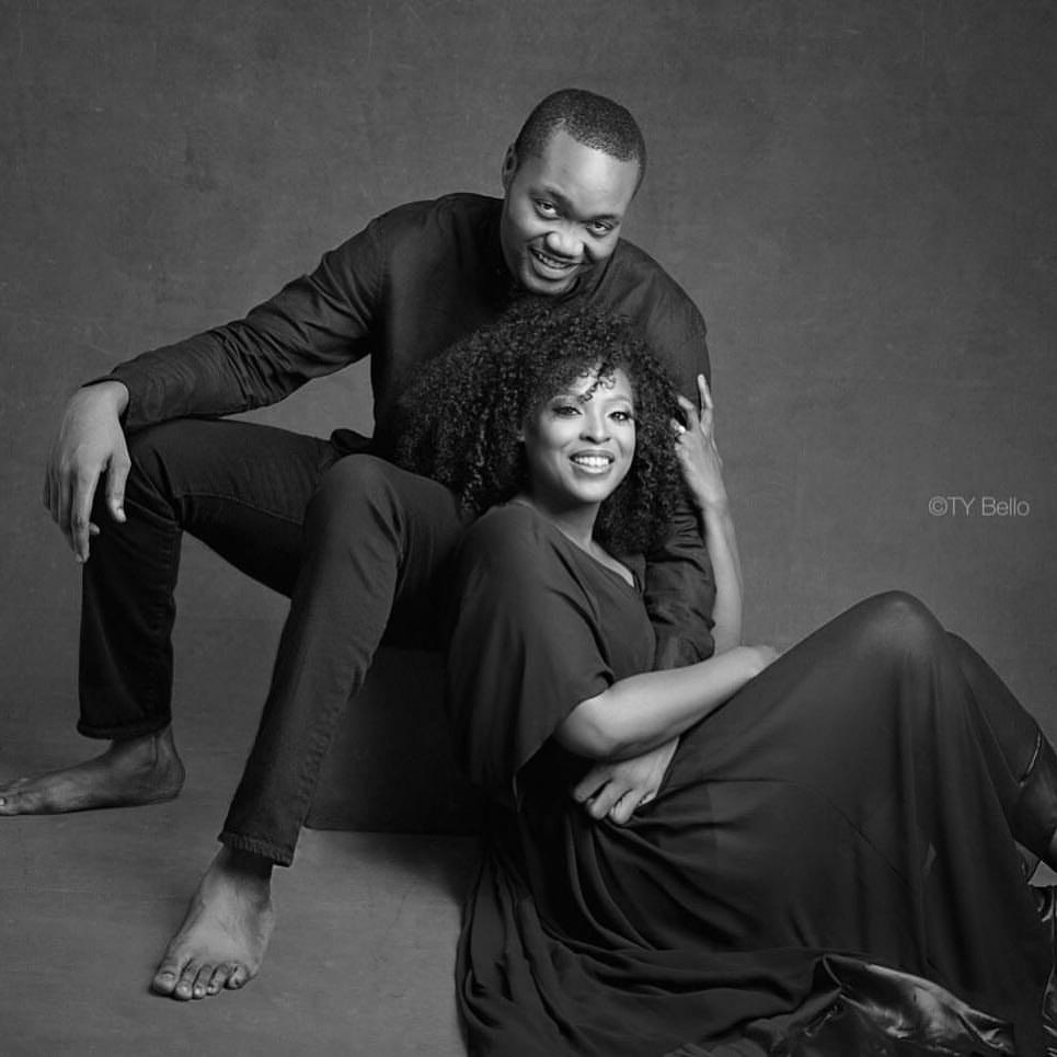 Stunning pre-wedding photos of Mo Abudu