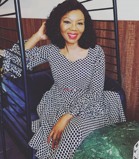 Betty Irabor celebrates her 62nd birthday by sharing wise words