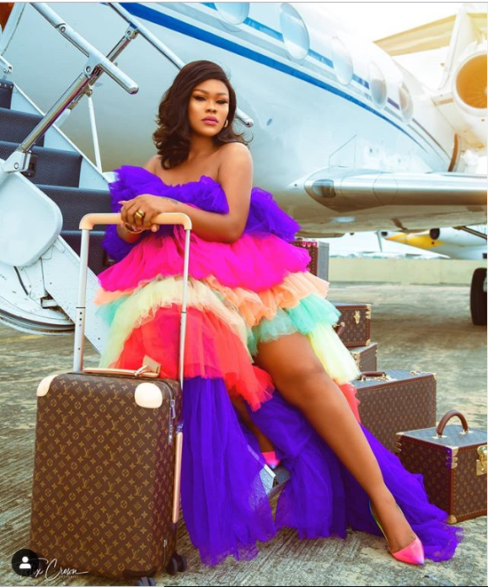 Actress Daniella Okeke celebrates 32nd birthday with lovely new photos