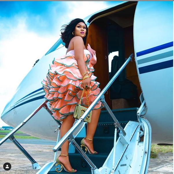 Daniella Okeke shares more eye-popping photos as she celebrates 32nd birthday