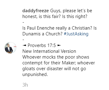 """""""Is Paul Enenche really a Christian? Is Dunamis a Church?"""" Freeze reacts after traders around Dunamis church were put out of business and their goods burnt"""