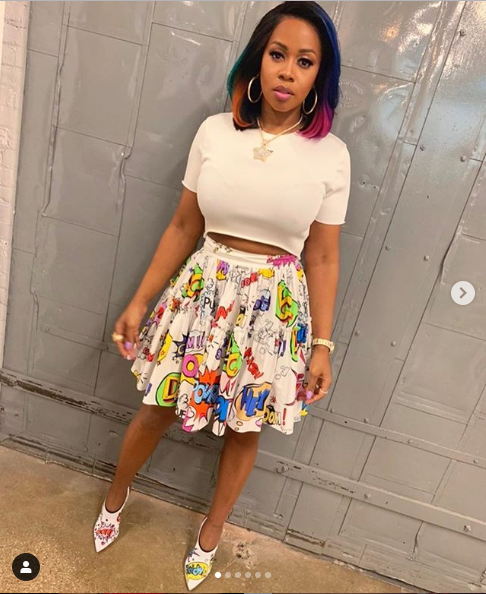 Remy Ma shows off her post-baby body in new stylish photos