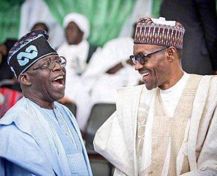 President Buhari celebrates Asiwaju Bola Tinubu on his 67th birthday