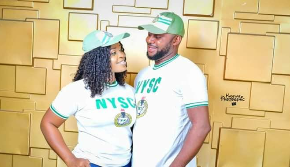 """""""From Mami Market to the altar"""" Couple who met as corps members share their story as they prepare to tie the knot"""