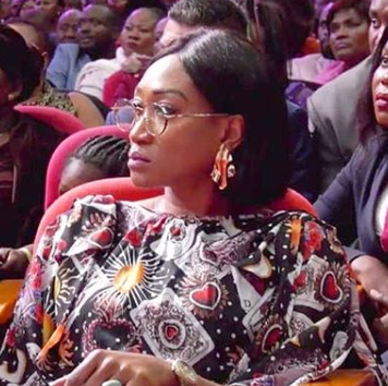 Oge Okoye reacts to viral video of her deliverance session in controversial South African pastor. Alp Lukau