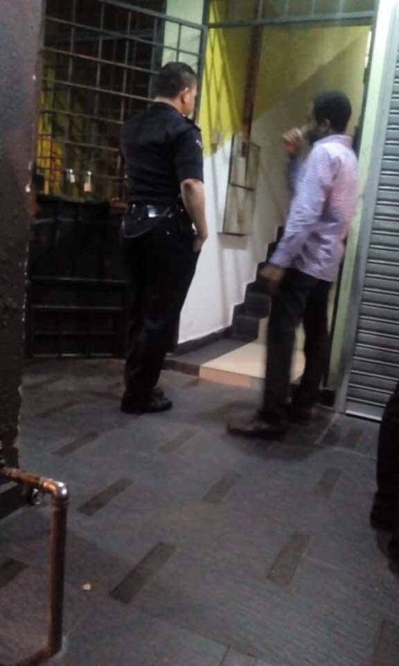 Malaysian Police raid RCCG church, arrest many Nigerians for public disturbance (photos/video)