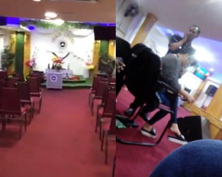 Malaysian Police raid RCCG church, arrest many Nigerians for public disturbance (photos/video)
