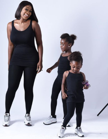 Mercy Johnson reveals her greatest fear in life as she releases lovely new family photos