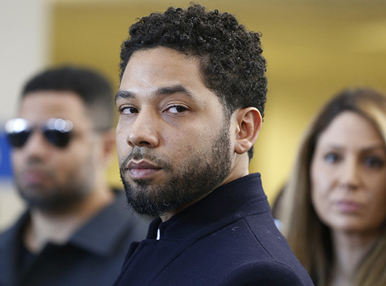 Jussie Smollett ordered to pay $130,000 to Police for cost of Investigation