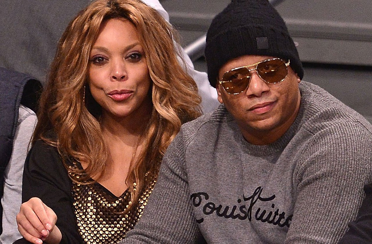 Wendy Williams spotted in public with her husband for the first time since news broke that his mistress gave birth to their baby...