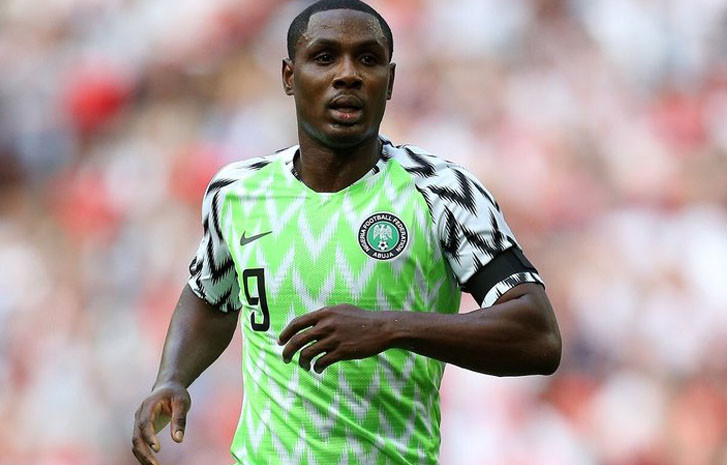 Super Eagles striker, Odion Ighalo reveals he turned down a January move to join Lionel Messi in Barcelona