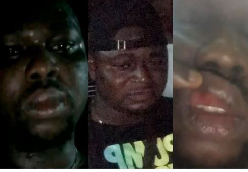 Artist manager narrates how a SARS officer assaulted him for refusing to greet him (Photos)