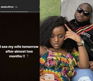 Davido says he can