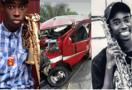 Potholes On Enen Nsit Road, Akwa Ibom State Killed My Son - Dad Laments On Facebook