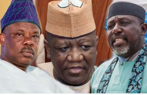 EFCC to probe Governors Amosun, Okorocha, Yari and Ahmed as their immunity ends in May