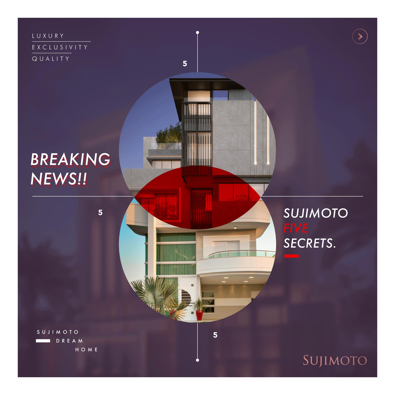 Breaking News! Sujimoto