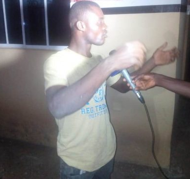 Bricklayer arrested for raping his 9-year-old sister-in-law